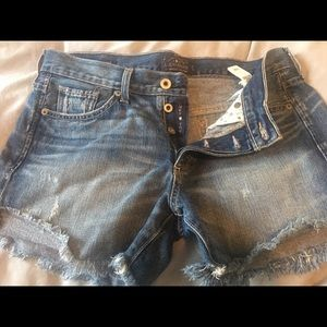 Women's Lucky Brand Denim Shorts